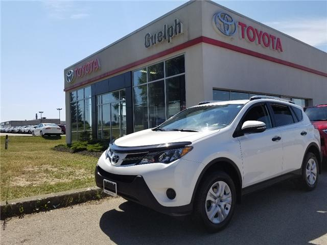 2013 Toyota RAV4 LE (Stk: A01399) in Guelph - Image 1 of 26