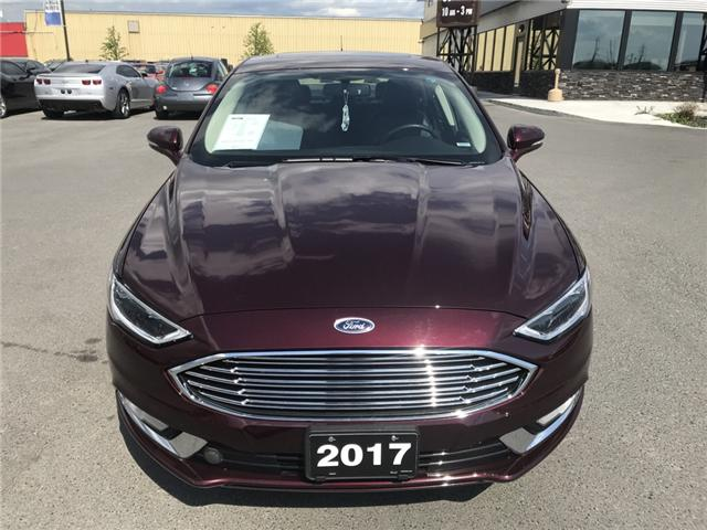 2017 Ford Fusion SE (Stk: 18513) in Sudbury - Image 2 of 14