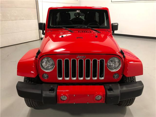 2018 Jeep Wrangler JK Unlimited Sahara (Stk: D9573) in Mississauga - Image 4 of 30