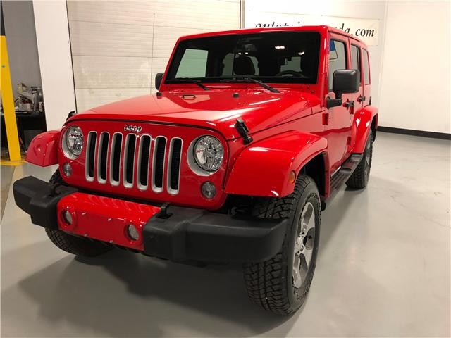 2018 Jeep Wrangler JK Unlimited Sahara (Stk: D9573) in Mississauga - Image 5 of 30