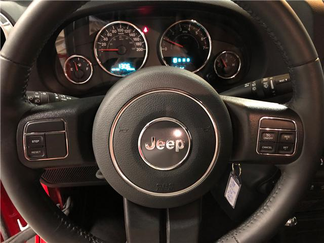2018 Jeep Wrangler JK Unlimited Sahara (Stk: D9573) in Mississauga - Image 12 of 30
