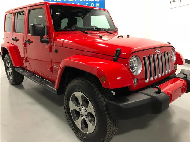 2018 Jeep Wrangler JK Unlimited Sahara (Stk: D9573) in Mississauga - Image 2 of 30