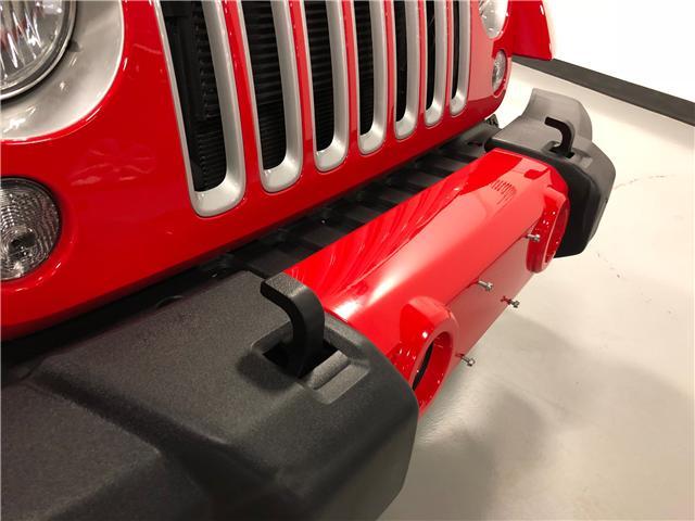 2018 Jeep Wrangler JK Unlimited Sahara (Stk: D9573) in Mississauga - Image 28 of 30
