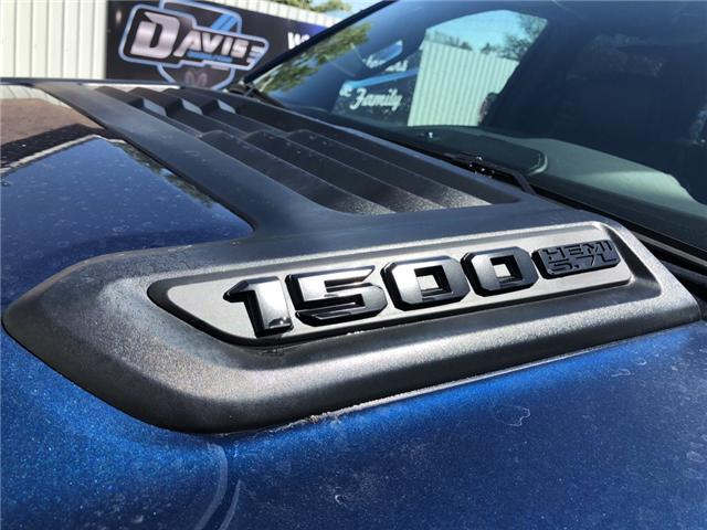 2019 RAM 1500 Sport (Stk: 13325) in Fort Macleod - Image 8 of 21
