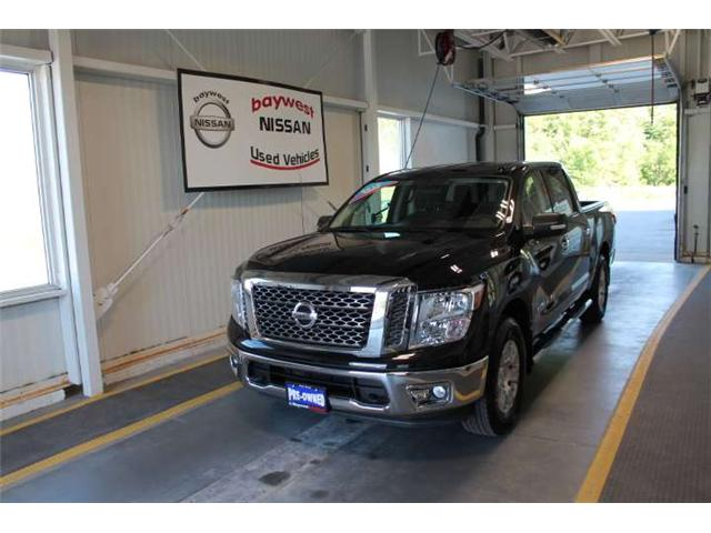 2018 Nissan Titan SV (Stk: P0583) in Owen Sound - Image 1 of 11