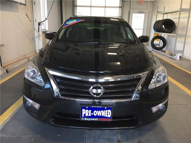 2014 Nissan Altima 2.5 SV (Stk: P0566A) in Owen Sound - Image 2 of 11