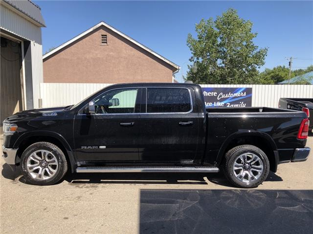 2019 RAM 1500 Laramie Longhorn (Stk: 13322) in Fort Macleod - Image 2 of 23