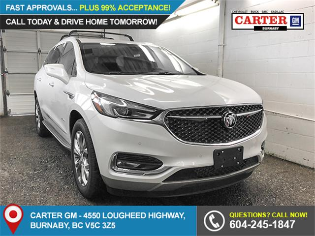 2018 Buick Enclave Avenir (Stk: E8-36340) in Burnaby - Image 1 of 8