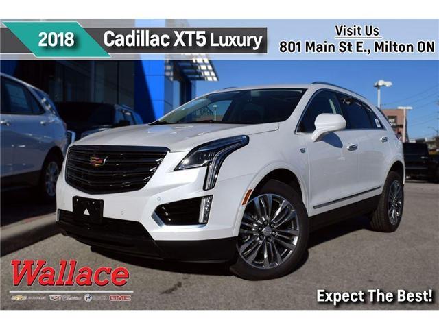 2018 Cadillac XT5 Premium Luxury (Stk: 145509) in Milton - Image 1 of 11
