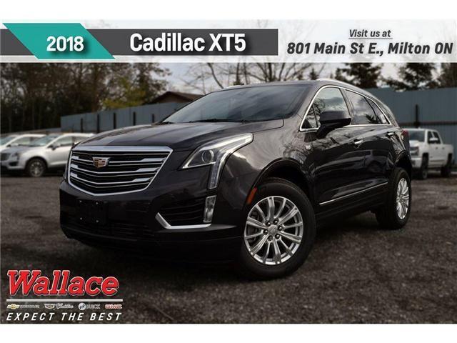 2018 Cadillac XT5 Luxury (Stk: 142162) in Milton - Image 1 of 12