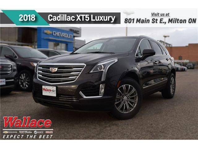 2018 Cadillac XT5 Luxury (Stk: 137389) in Milton - Image 1 of 12