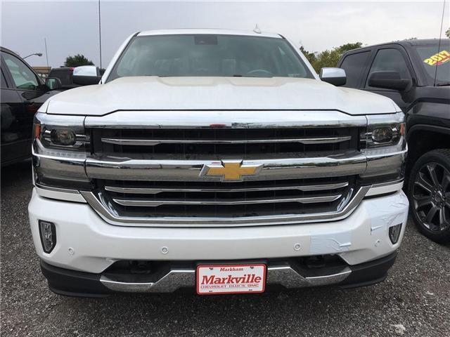 2018 Chevrolet Silverado 1500 High Country (Stk: G151016) in Markham - Image 2 of 5