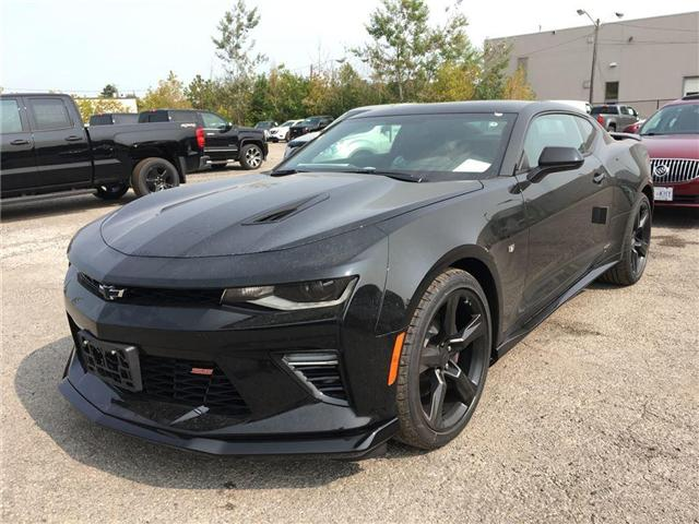 2018 Chevrolet Camaro 2SS (Stk: 118757) in Markham - Image 1 of 5