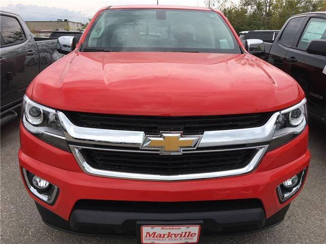 2018 Chevrolet Colorado LT (Stk: 123778) in Markham - Image 1 of 5