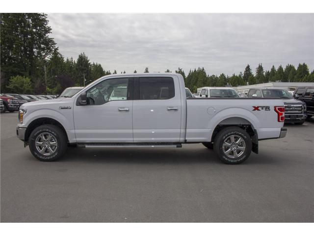 2018 Ford F-150 XLT (Stk: 8F14248) in Surrey - Image 4 of 24