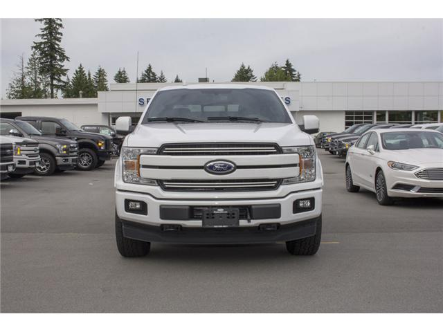 2018 Ford F-150 Lariat (Stk: 8F17224A) in Surrey - Image 2 of 30
