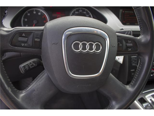 2009 Audi A4 2.0T Avant (Stk: P0208) in Surrey - Image 19 of 24