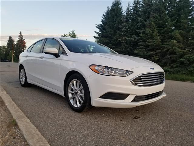 2017 Ford Fusion SE (Stk: U18-37) in Nipawin - Image 1 of 26