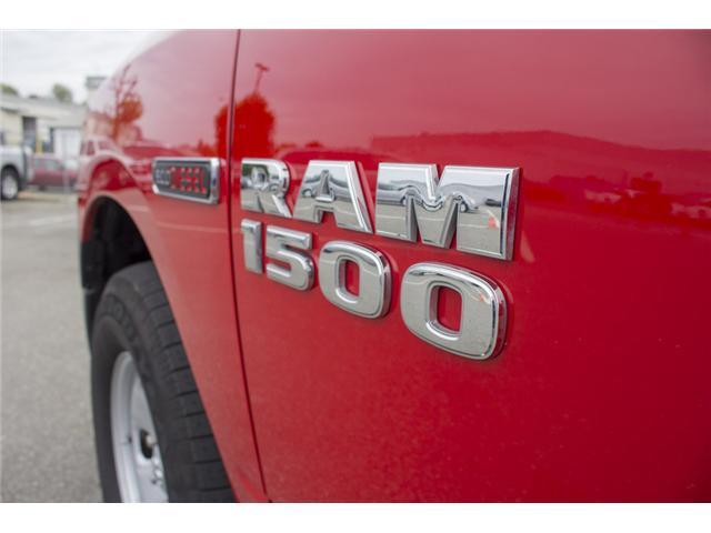 2016 RAM 1500 ST (Stk: J111323AA) in Surrey - Image 11 of 26