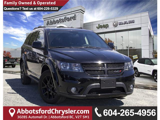 2017 Dodge Journey SXT (Stk: H563766) in Abbotsford - Image 1 of 28
