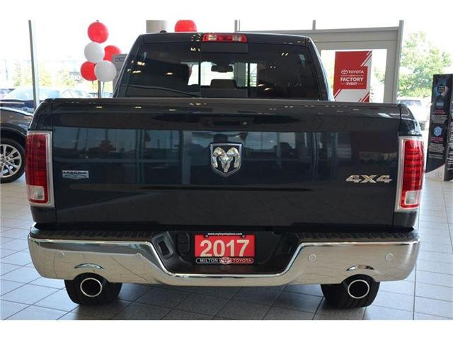 2017 RAM 1500 Laramie (Stk: 739380) in Milton - Image 34 of 40
