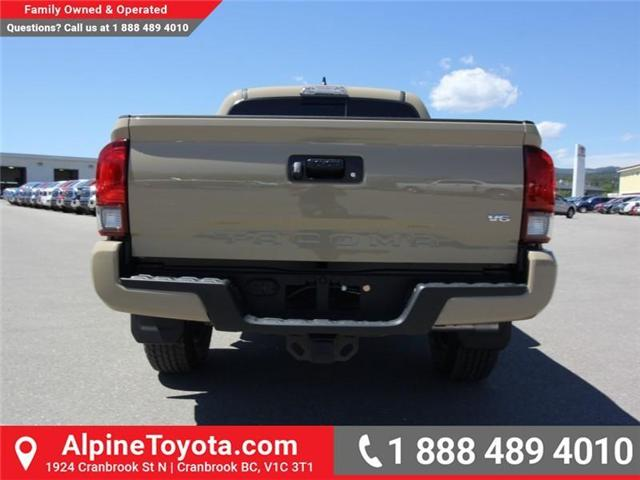2018 Toyota Tacoma TRD Off Road (Stk: X151380) in Cranbrook - Image 3 of 17