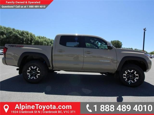 2018 Toyota Tacoma TRD Off Road (Stk: X151380) in Cranbrook - Image 5 of 17