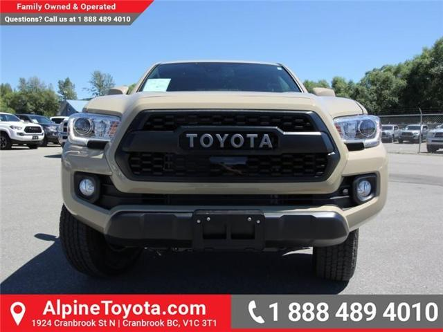 2018 Toyota Tacoma TRD Off Road (Stk: X151380) in Cranbrook - Image 7 of 17