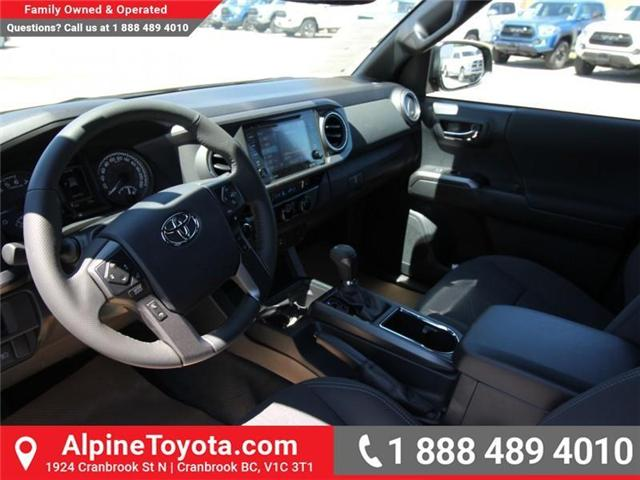 2018 Toyota Tacoma TRD Off Road (Stk: X151380) in Cranbrook - Image 8 of 17