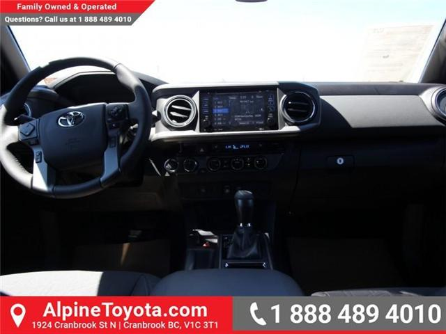 2018 Toyota Tacoma TRD Off Road (Stk: X151380) in Cranbrook - Image 9 of 17