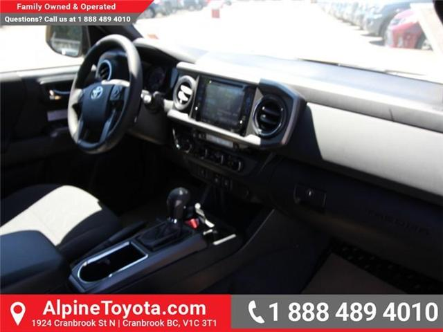 2018 Toyota Tacoma TRD Off Road (Stk: X151380) in Cranbrook - Image 10 of 17