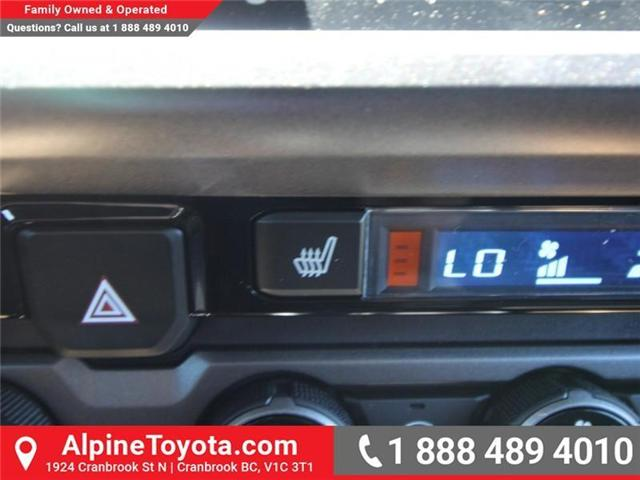 2018 Toyota Tacoma TRD Off Road (Stk: X151380) in Cranbrook - Image 13 of 17