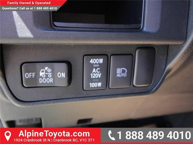 2018 Toyota Tacoma TRD Off Road (Stk: X151380) in Cranbrook - Image 15 of 17