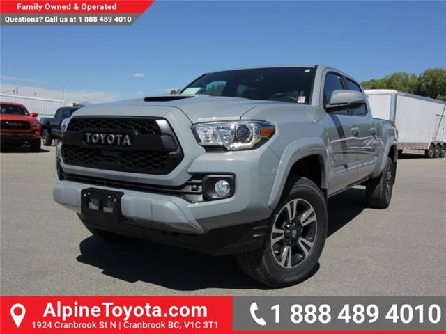 2018 Toyota Tacoma SR5 (Stk: X036540) in Cranbrook - Image 1 of 19