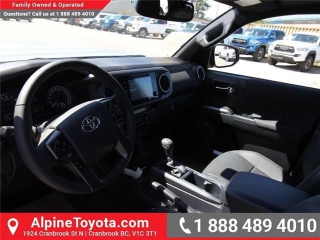2018 Toyota Tacoma SR5 (Stk: X036540) in Cranbrook - Image 9 of 19