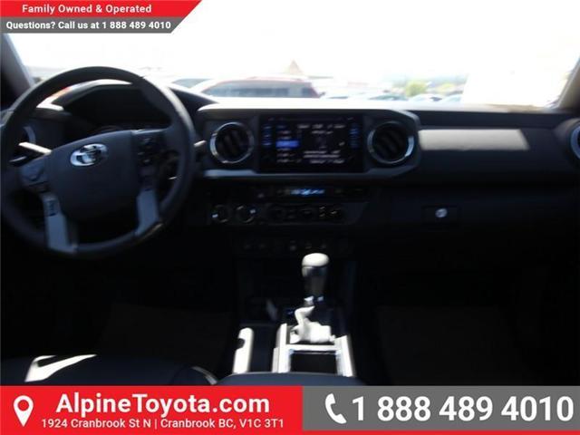2018 Toyota Tacoma SR5 (Stk: X036540) in Cranbrook - Image 10 of 19