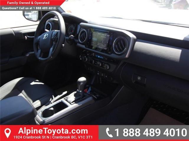 2018 Toyota Tacoma SR5 (Stk: X036540) in Cranbrook - Image 11 of 19