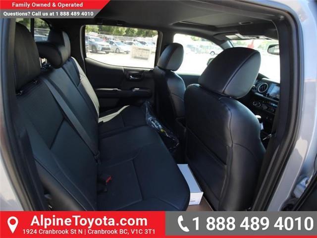 2018 Toyota Tacoma SR5 (Stk: X036540) in Cranbrook - Image 12 of 19