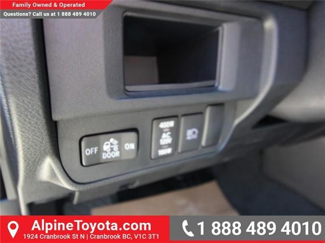 2018 Toyota Tacoma SR5 (Stk: X036540) in Cranbrook - Image 16 of 19
