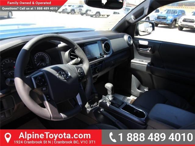 2018 Toyota Tacoma SR5 (Stk: X036639) in Cranbrook - Image 9 of 19