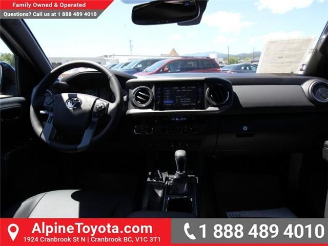 2018 Toyota Tacoma SR5 (Stk: X036639) in Cranbrook - Image 10 of 19