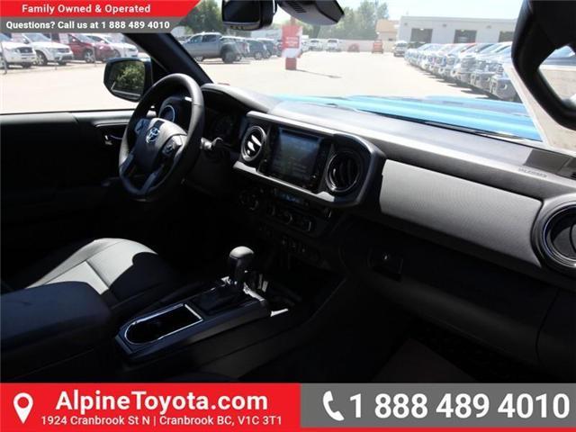 2018 Toyota Tacoma SR5 (Stk: X036639) in Cranbrook - Image 11 of 19