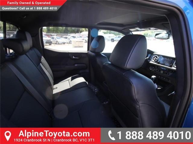 2018 Toyota Tacoma SR5 (Stk: X036639) in Cranbrook - Image 12 of 19