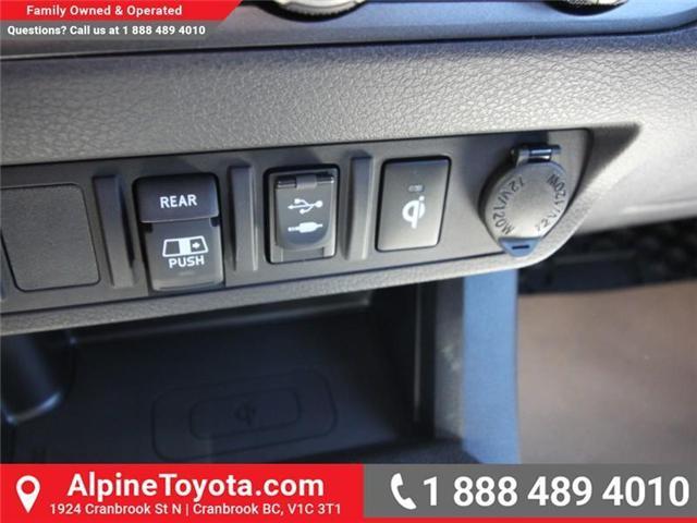 2018 Toyota Tacoma SR5 (Stk: X036639) in Cranbrook - Image 15 of 19