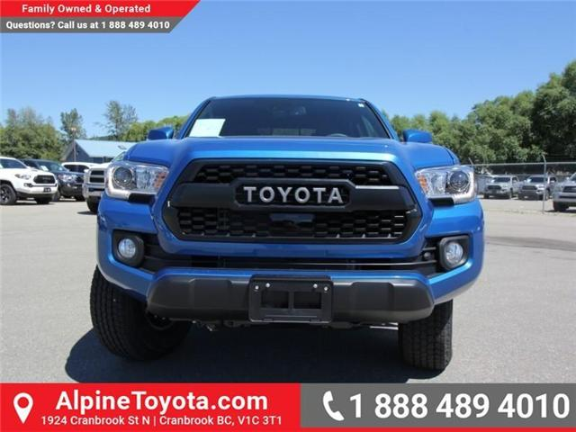 2018 Toyota Tacoma TRD Off Road (Stk: X149750) in Cranbrook - Image 7 of 17