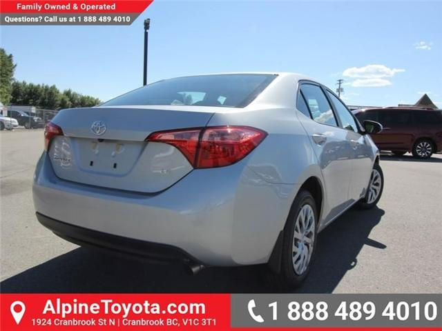 2019 Toyota Corolla LE (Stk: C132624) in Cranbrook - Image 4 of 15