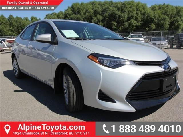 2019 Toyota Corolla LE (Stk: C132624) in Cranbrook - Image 6 of 15