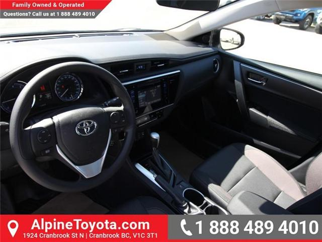 2019 Toyota Corolla LE (Stk: C132624) in Cranbrook - Image 8 of 15