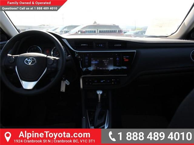 2019 Toyota Corolla LE (Stk: C132624) in Cranbrook - Image 9 of 15