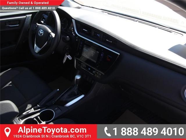 2019 Toyota Corolla LE (Stk: C132624) in Cranbrook - Image 10 of 15
